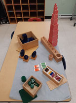Montessori Tools