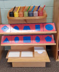 Montessori learning Tools