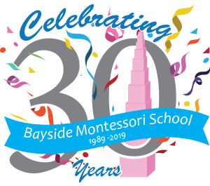 Bayside Montessori School Celebrating 30 years